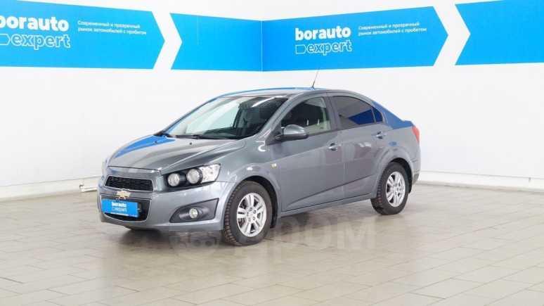 Chevrolet Aveo, 2014 год, 455 000 руб.