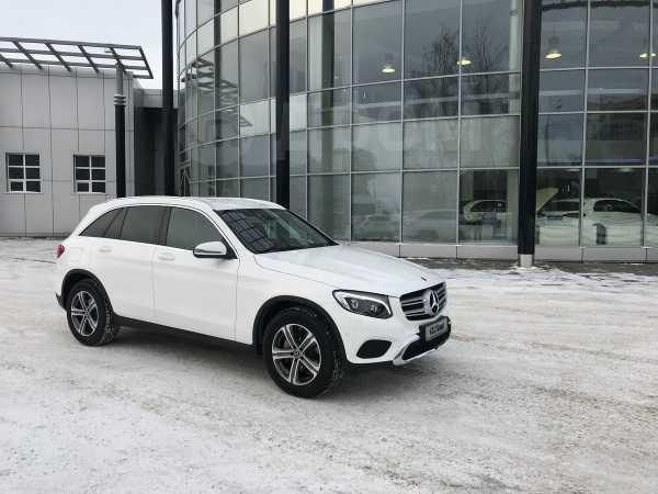 Mercedes-Benz GLC, 2018 год, 3 690 000 руб.