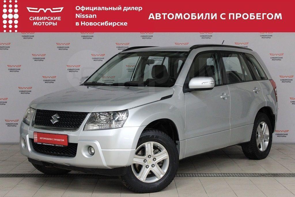 Сузуки Гранд Витара 2008 в Новосибирске, обмен, 4WD, бензин ... d8cb642da43