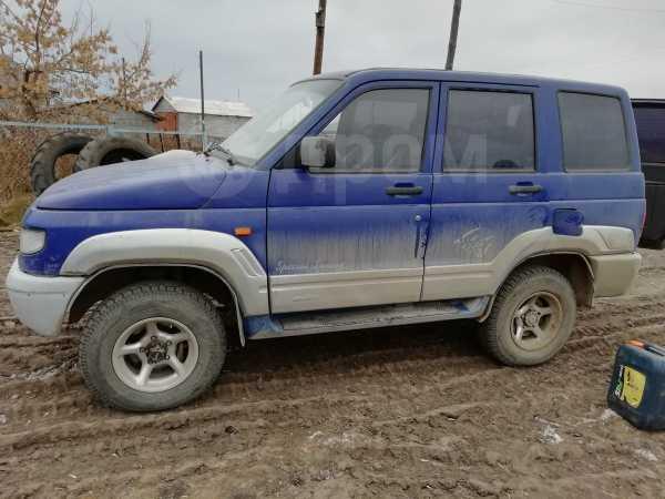 УАЗ Симбир, 2001 год, 190 000 руб.