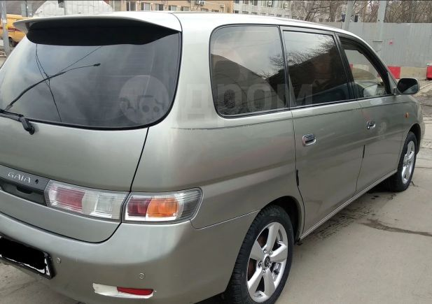 Toyota Gaia, 2002 год, 359 500 руб.