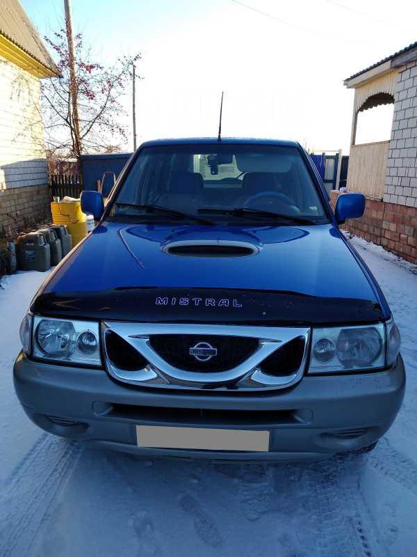 Nissan Terrano II, 2001 год, 485 000 руб.