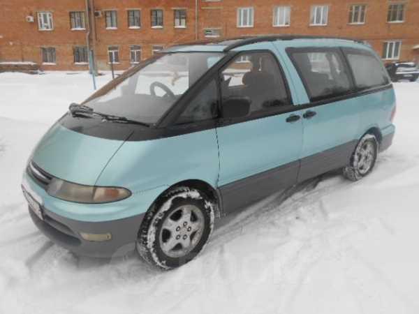 Toyota Estima Lucida, 1992 год, 170 000 руб.