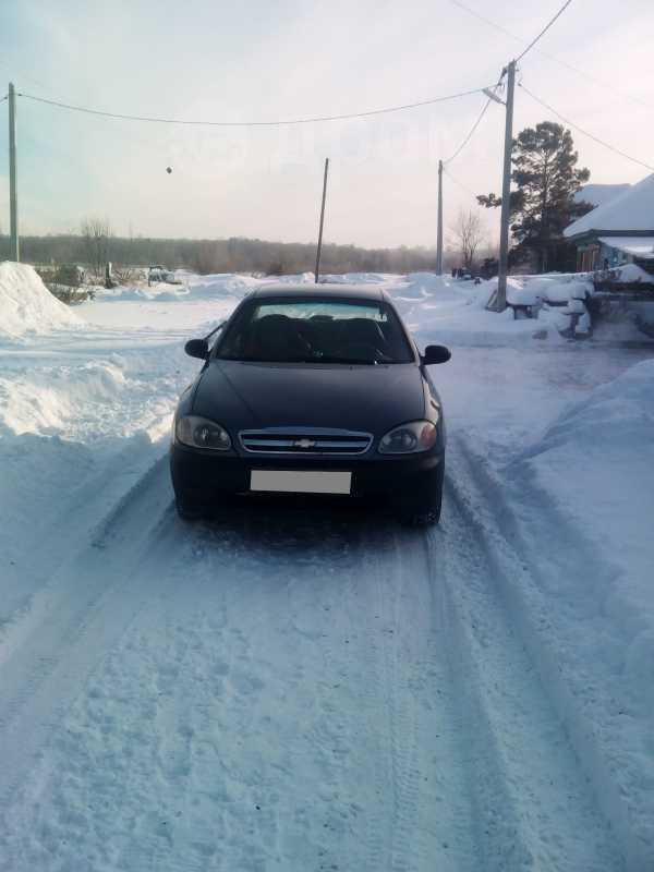 Chevrolet Lanos, 2006 год, 115 000 руб.
