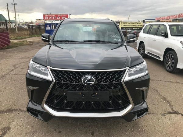 Lexus LX570, 2018 год, 6 934 000 руб.