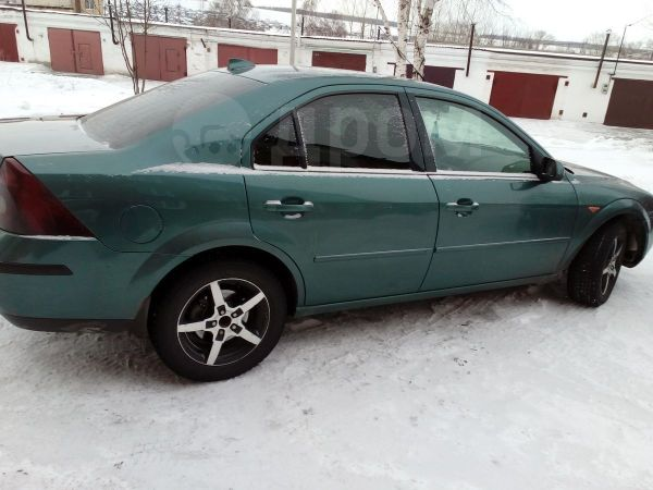 Ford Mondeo, 2002 год, 160 000 руб.