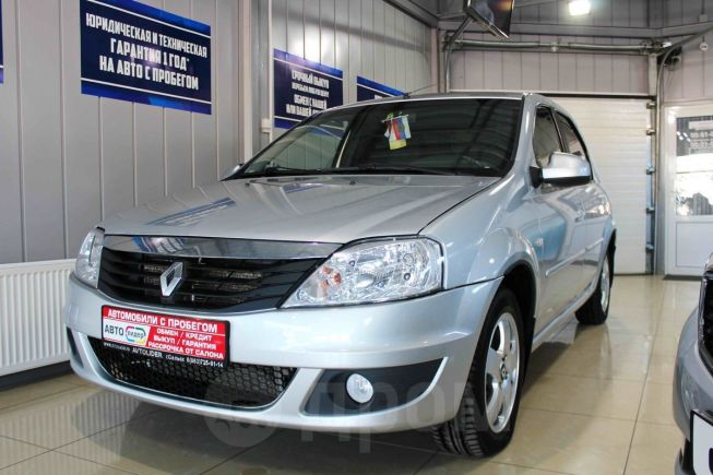 Renault Logan, 2013 год, 374 900 руб.
