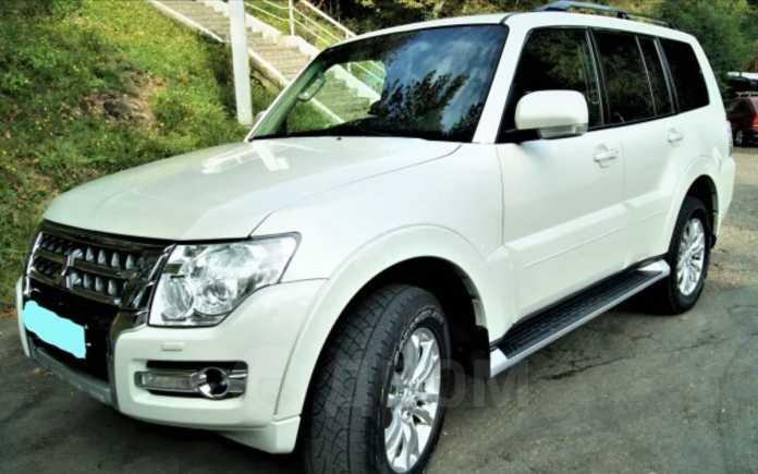 Mitsubishi Pajero, 2014 год, 1 850 000 руб.