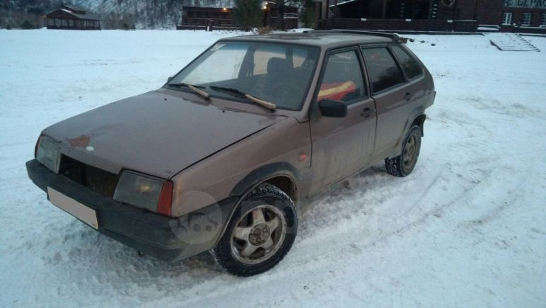 Лада 2109, 1994 год, 20 500 руб.