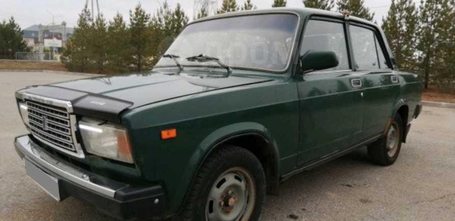 Лада 2107, 1997 год, 29 000 руб.