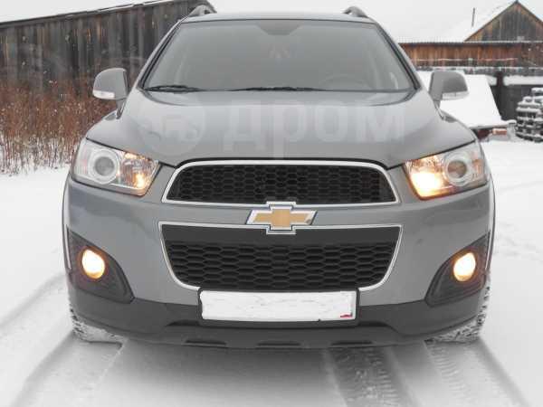 Chevrolet Captiva, 2013 год, 920 000 руб.