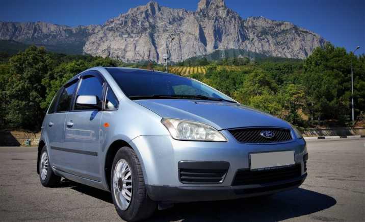 Ford C-MAX, 2004 год, 280 000 руб.