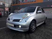 Владивосток Nissan March 2003