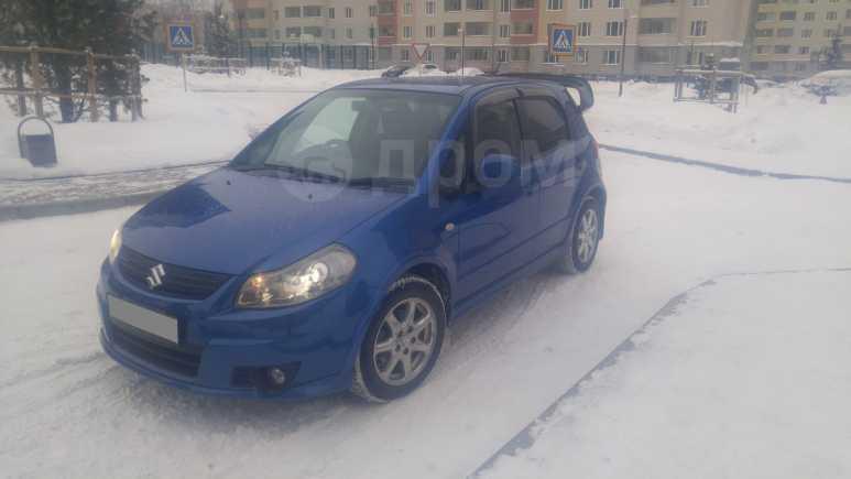 Suzuki SX4, 2006 год, 520 000 руб.