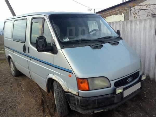 Ford Tourneo Custom, 1997 год, 120 000 руб.