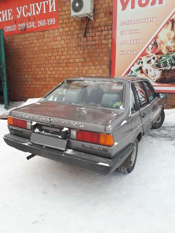 Volkswagen Santana, 1987 год, 65 000 руб.