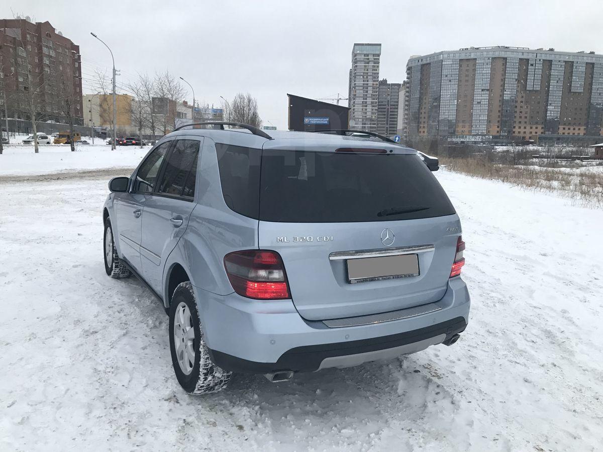 мерседес мл 320 дизель цены в новосибирске отзывы