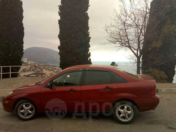 Ford Focus, 2001 год, 250 000 руб.