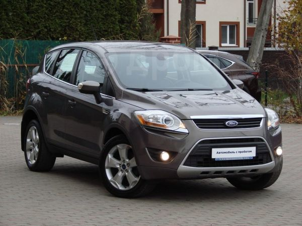 Ford Kuga, 2011 год, 765 000 руб.