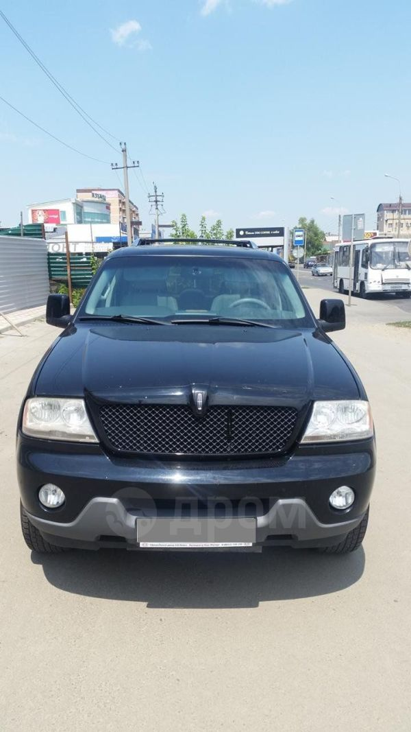 Lincoln Aviator, 2004 год, 600 000 руб.