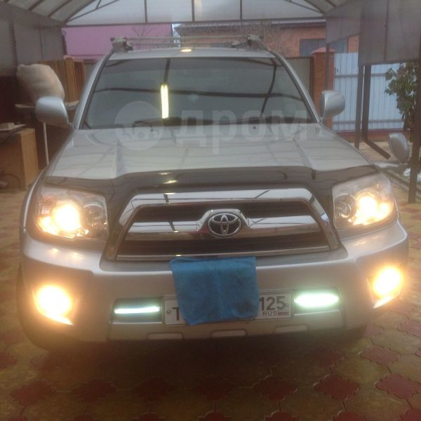 Toyota Hilux Surf, 2008 год, 1 200 000 руб.