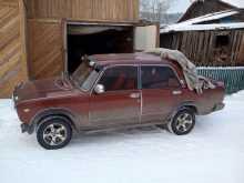 Усть-Кут 2105 1993