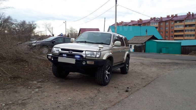 Toyota Hilux Surf, 2000 год, 669 000 руб.