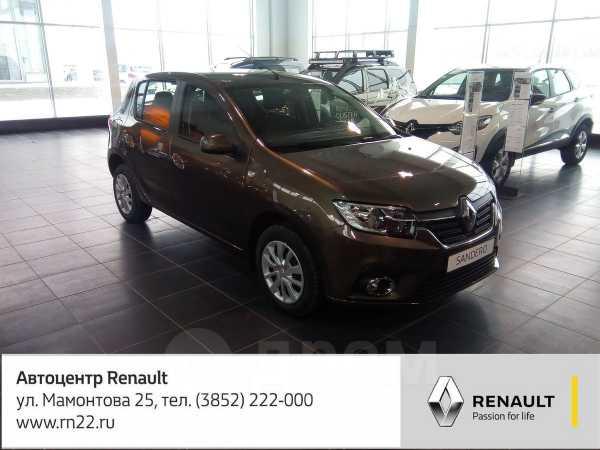 Renault Sandero, 2018 год, 640 970 руб.