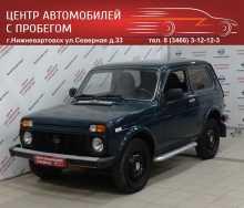 Нижневартовск 4x4 2121 Нива 2012