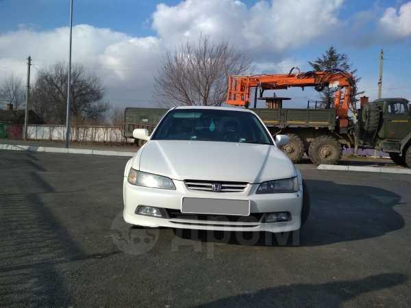 Honda Accord, 1999 год, 325 000 руб.