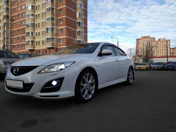 Mazda Mazda6, 2010 год, 615 000 руб.