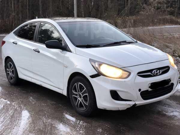 Hyundai Solaris, 2013 год, 320 000 руб.