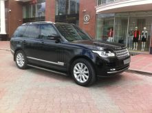 Екатеринбург Range Rover 2015