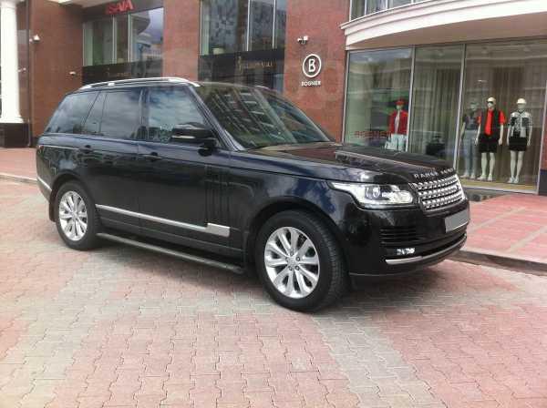 Land Rover Range Rover, 2015 год, 3 790 000 руб.