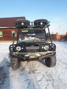 Иркутск 3151 2012
