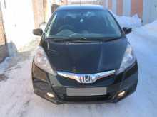 Новосибирск Honda Fit 2012