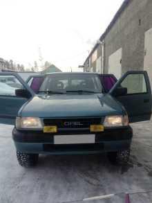 Заречный Opel Frontera 1993