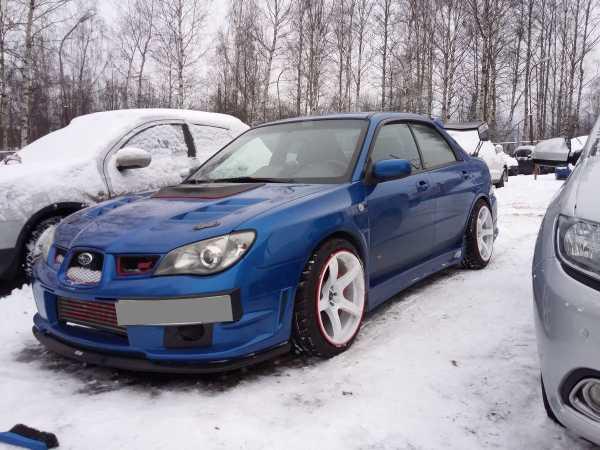 Subaru Impreza WRX, 2006 год, 699 000 руб.