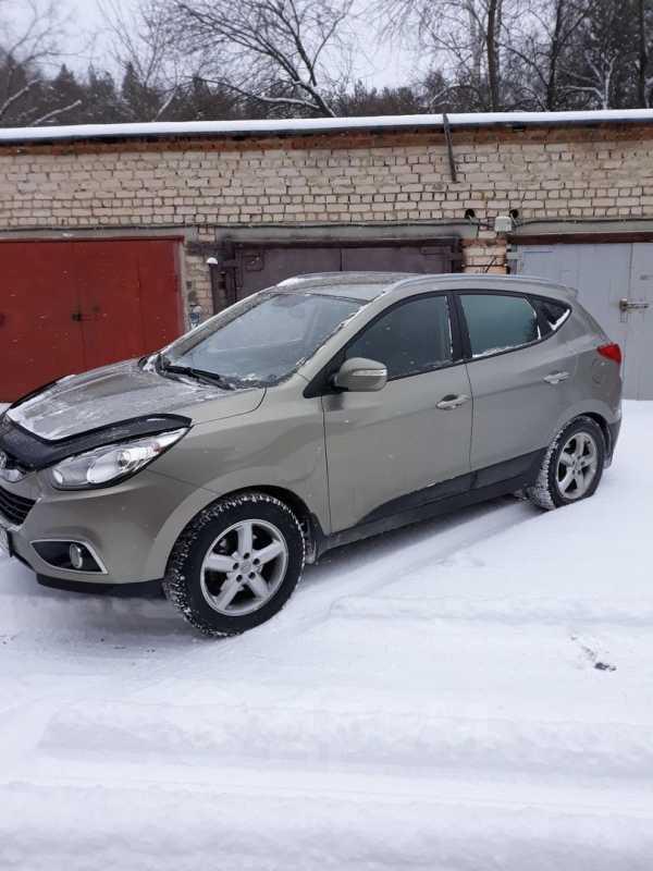 Hyundai ix35, 2010 год, 750 000 руб.