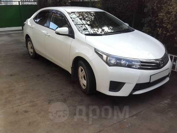 Toyota Corolla FX, 2014 год, 820 000 руб.