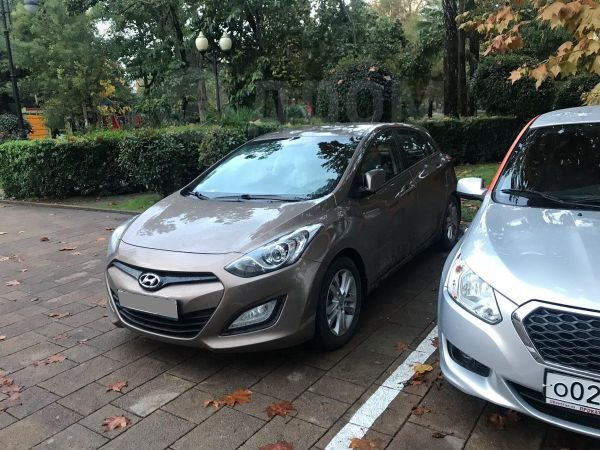 Hyundai i30, 2013 год, 670 000 руб.
