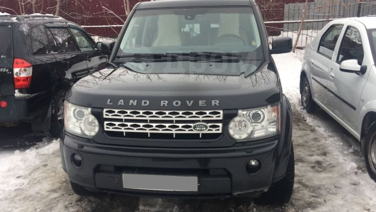 Land Rover Discovery, 2011 год, 1 169 000 руб.