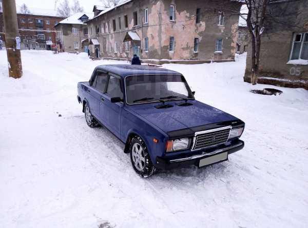 Лада 2107, 2004 год, 62 000 руб.