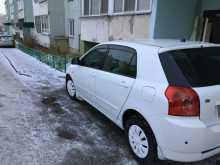 Toyota Corolla Runx, 2005 г., Красноярск