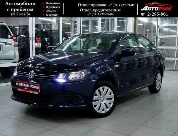 Volkswagen Polo, 2012 год, 469 000 руб.