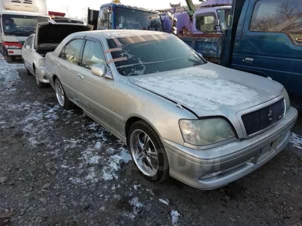 Toyota Crown, 2002 год, 195 000 руб.