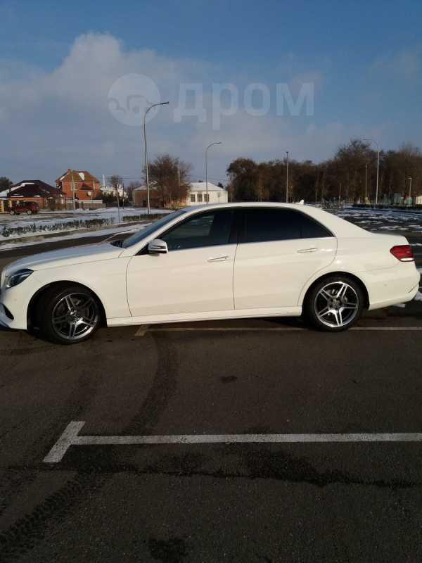 Mercedes-Benz E-Class, 2013 год, 1 510 000 руб.