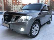 Омск Nissan Patrol 2012