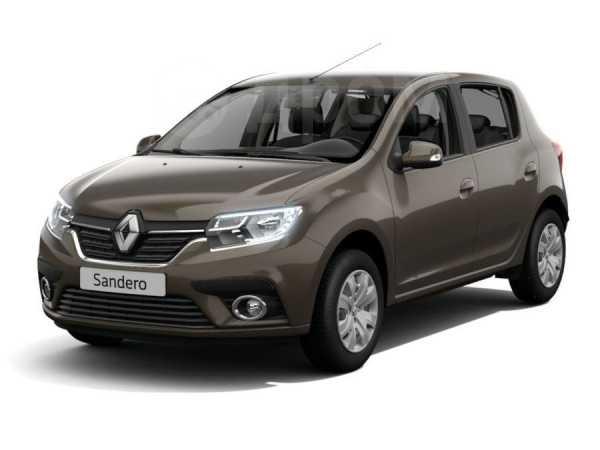 Renault Sandero, 2018 год, 792 674 руб.