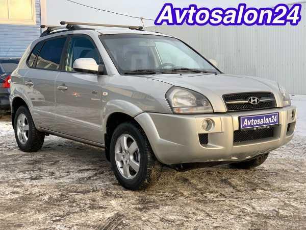 Hyundai Tucson, 2008 год, 519 999 руб.